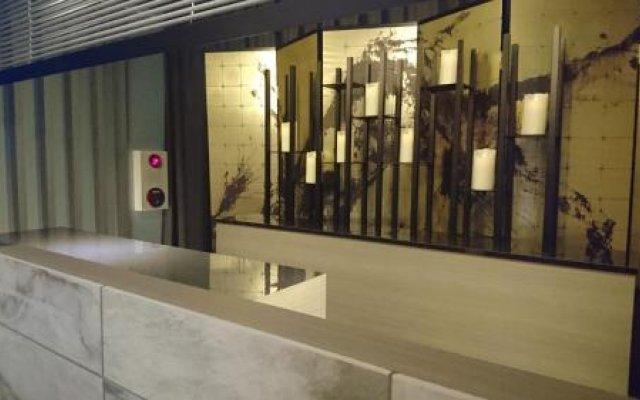 Отель Ran Япония, Фукуока - отзывы, цены и фото номеров - забронировать отель Ran онлайн вид на фасад