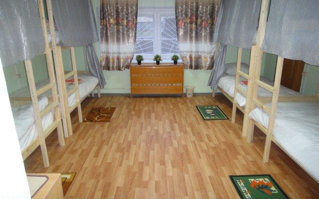 Nice Hostel Olympic комната для гостей