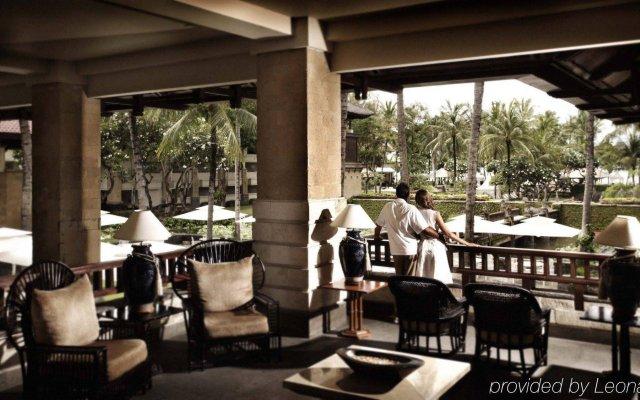 Отель InterContinental Bali Resort вид на фасад