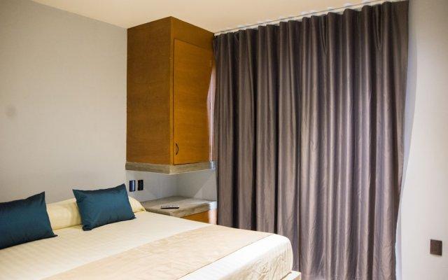 Отель Sonder Urban Stay Мексика, Плая-дель-Кармен - отзывы, цены и фото номеров - забронировать отель Sonder Urban Stay онлайн комната для гостей