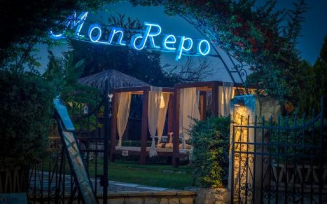 Отель Mon Repo Греция, Закинф - отзывы, цены и фото номеров - забронировать отель Mon Repo онлайн вид на фасад