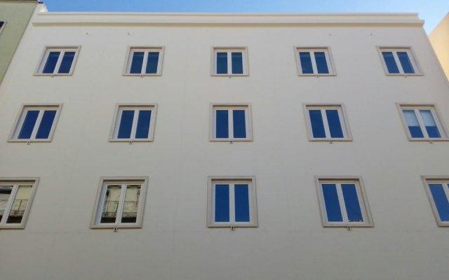 Апартаменты Lisbon Serviced Apartments - Avenida вид на фасад