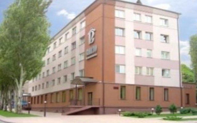 Гостиница Rialto Украина, Донецк - отзывы, цены и фото номеров - забронировать гостиницу Rialto онлайн вид на фасад