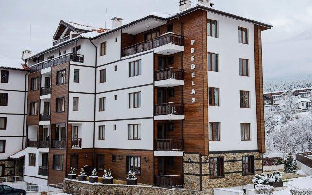 Отель Predela 2 Holiday Apartments Болгария, Банско - отзывы, цены и фото номеров - забронировать отель Predela 2 Holiday Apartments онлайн вид на фасад