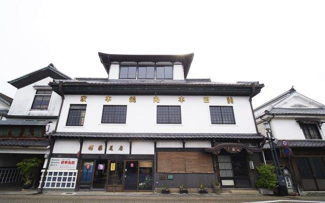 Отель Kazahaya Япония, Хита - отзывы, цены и фото номеров - забронировать отель Kazahaya онлайн вид на фасад