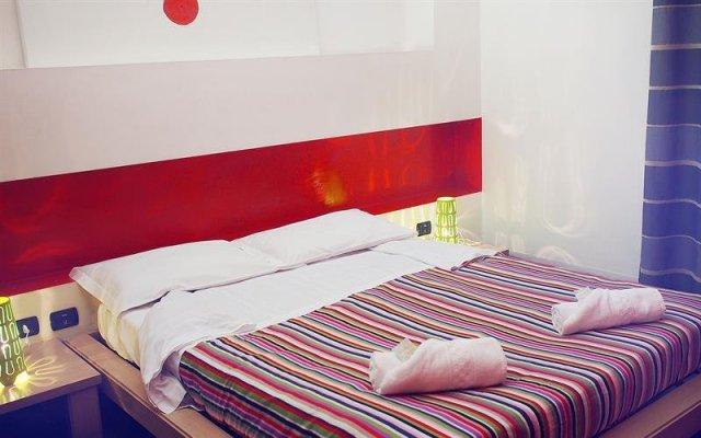M&J Place Hostel Rome комната для гостей
