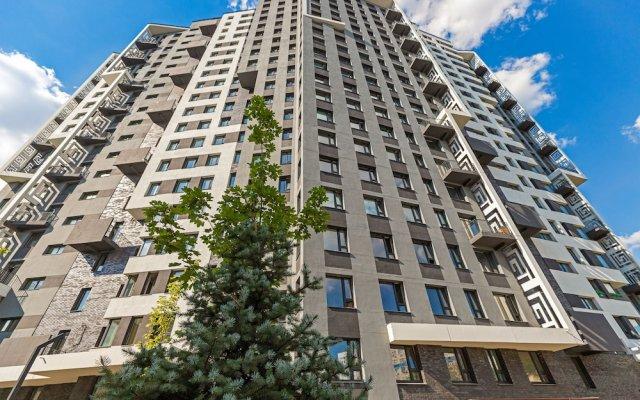 Гостиница Butlerova 7B - 2 в Москве отзывы, цены и фото номеров - забронировать гостиницу Butlerova 7B - 2 онлайн Москва вид на фасад