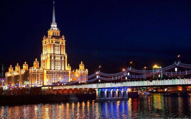 Рэдиссон Коллекшен Отель Москва вид на фасад