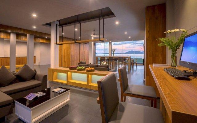 Отель X10 Seaview Suite Panwa Beach комната для гостей
