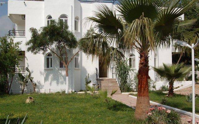 Safak Beach Hotel Сиде вид на фасад
