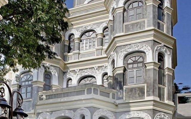 Gulangyu Lin Mansion House Hotel вид на фасад