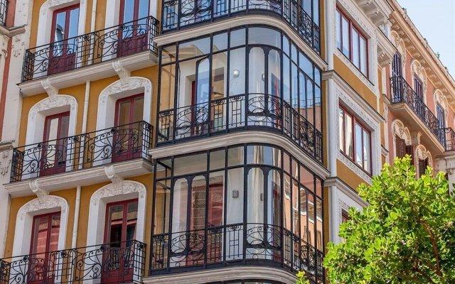 Отель San Miguel Suites Испания, Мадрид - отзывы, цены и фото номеров - забронировать отель San Miguel Suites онлайн вид на фасад