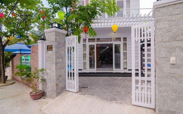 Отель Villa of Tranquility Вьетнам, Хойан - отзывы, цены и фото номеров - забронировать отель Villa of Tranquility онлайн вид на фасад