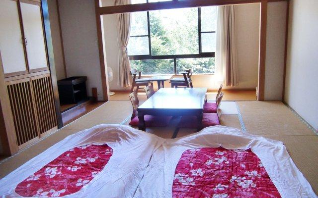 Отель Kounso Япония, Яманакако - отзывы, цены и фото номеров - забронировать отель Kounso онлайн комната для гостей