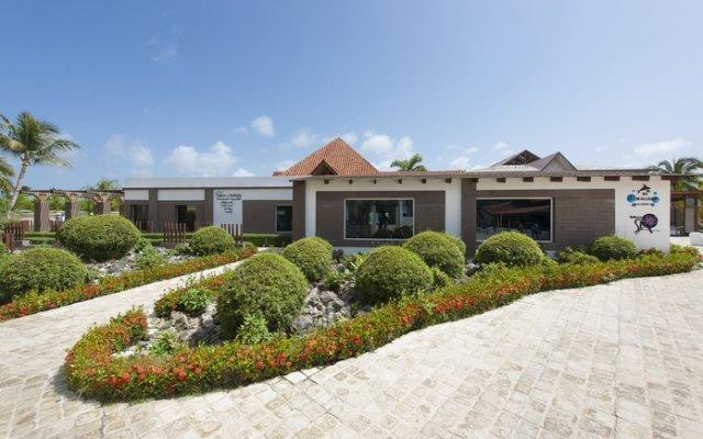 Отель IFA Villas Bavaro Resort and Spa вид на фасад