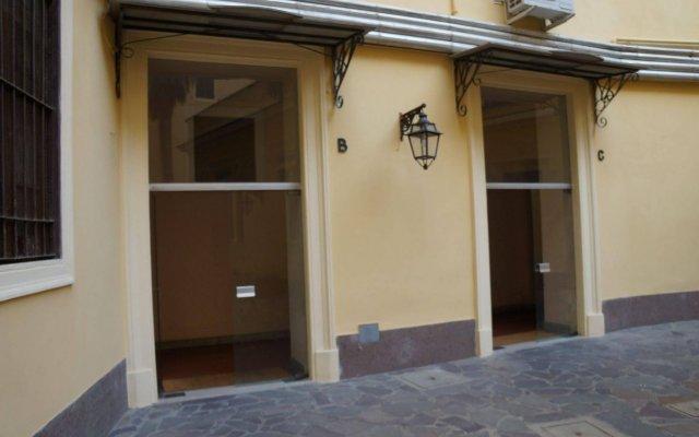 Отель Tuttotondo вид на фасад