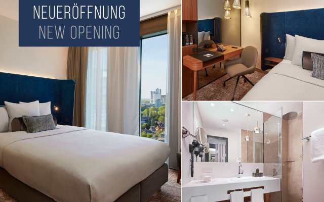 Hyperion Hotel München Мюнхен комната для гостей
