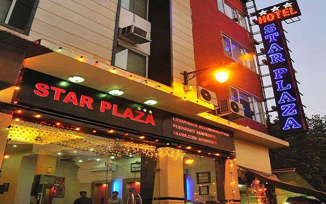 Отель Star Plaza вид на фасад