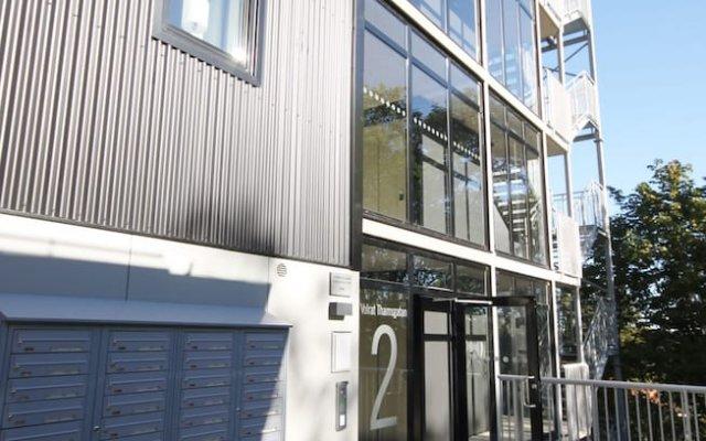 Отель Volrat Företagsbostäder Швеция, Гётеборг - отзывы, цены и фото номеров - забронировать отель Volrat Företagsbostäder онлайн вид на фасад