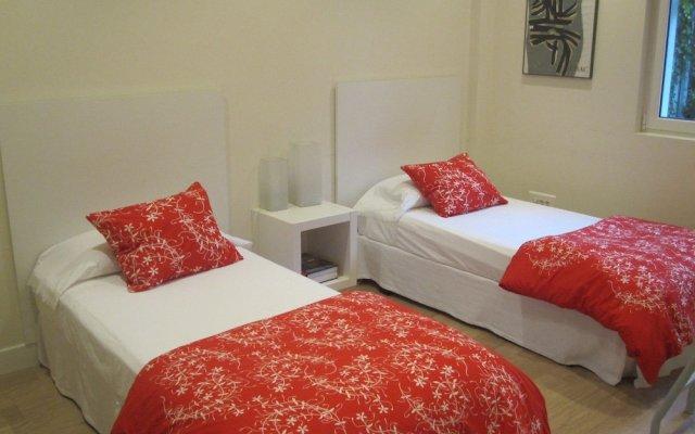 Отель El Puntal by Somo Villas комната для гостей