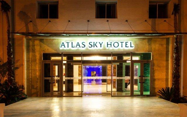 Atlas Sky Airport Casablanca