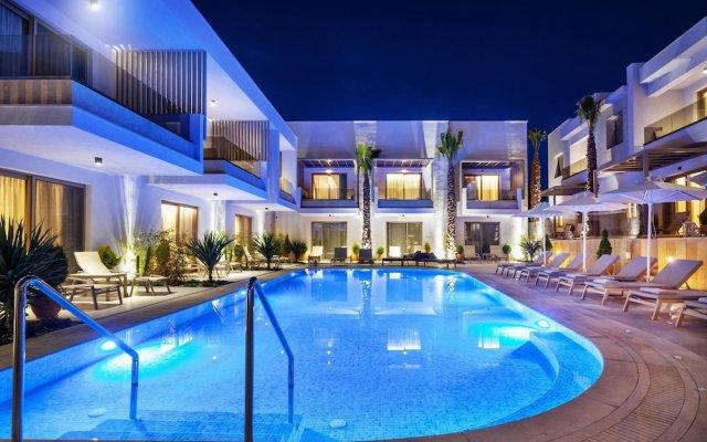Отель Pefki Deluxe Residences Греция, Пефкохори - отзывы, цены и фото номеров - забронировать отель Pefki Deluxe Residences онлайн