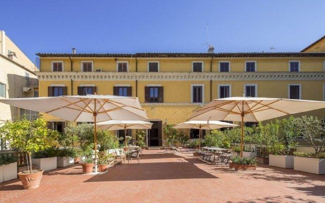 Отель Palazzo Berardi Италия, Рим - отзывы, цены и фото номеров - забронировать отель Palazzo Berardi онлайн вид на фасад