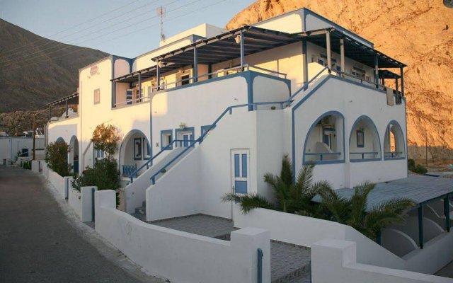 Отель Letta Studios Греция, Остров Санторини - отзывы, цены и фото номеров - забронировать отель Letta Studios онлайн вид на фасад