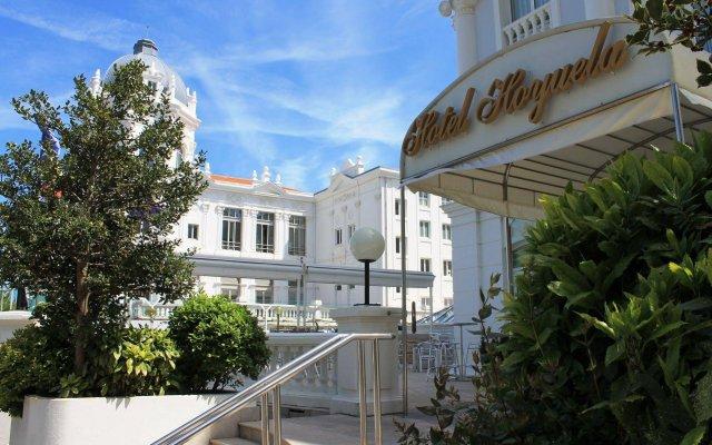 Отель Hoyuela Испания, Сантандер - отзывы, цены и фото номеров - забронировать отель Hoyuela онлайн вид на фасад