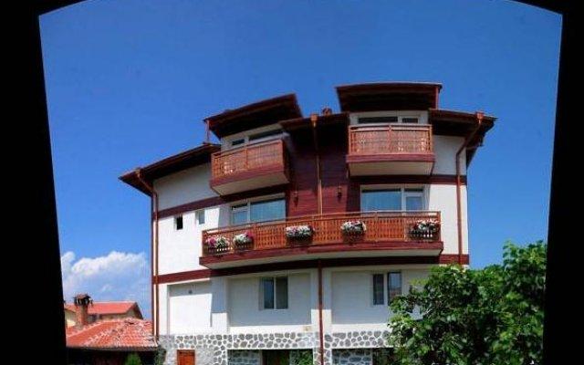 Отель Zigen House Банско вид на фасад