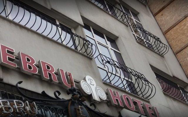 Hotel Ebru Antique вид на фасад