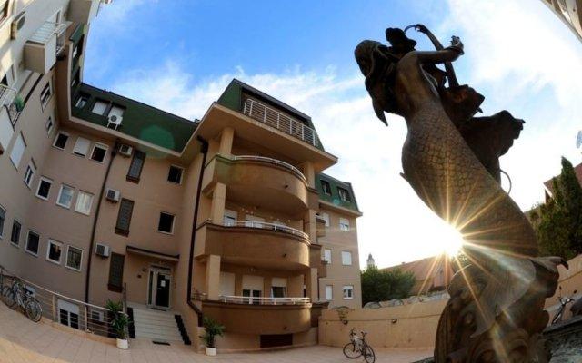 Отель Residence Сербия, Белград - отзывы, цены и фото номеров - забронировать отель Residence онлайн вид на фасад