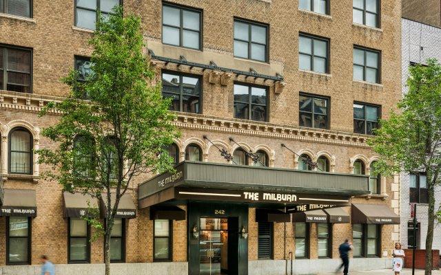 Отель Milburn Hotel США, Нью-Йорк - отзывы, цены и фото номеров - забронировать отель Milburn Hotel онлайн вид на фасад