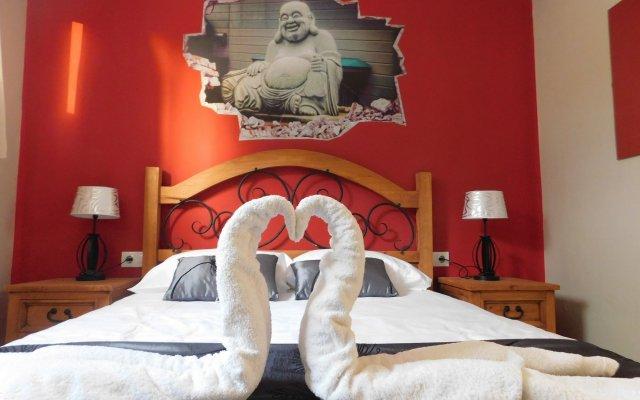 Отель Chabela's B&B Испания, Пахара - отзывы, цены и фото номеров - забронировать отель Chabela's B&B онлайн комната для гостей