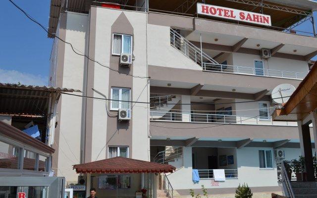Sahin Турция, Памуккале - 1 отзыв об отеле, цены и фото номеров - забронировать отель Sahin онлайн вид на фасад