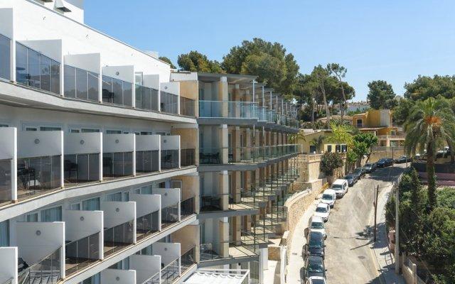 Отель RD Mar de Portals - Adults Only Испания, Кала Пи - 1 отзыв об отеле, цены и фото номеров - забронировать отель RD Mar de Portals - Adults Only онлайн вид на фасад