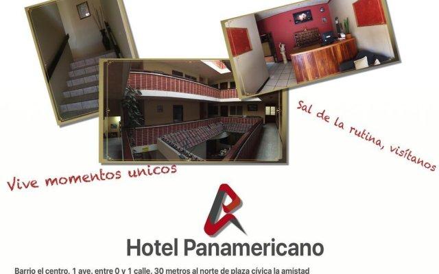 Hotel Panamericano вид на фасад