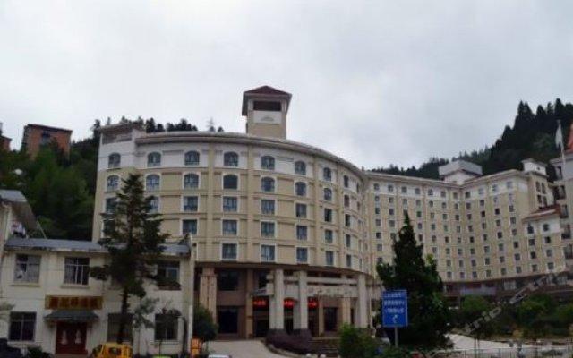 Hengshan Hotel вид на фасад