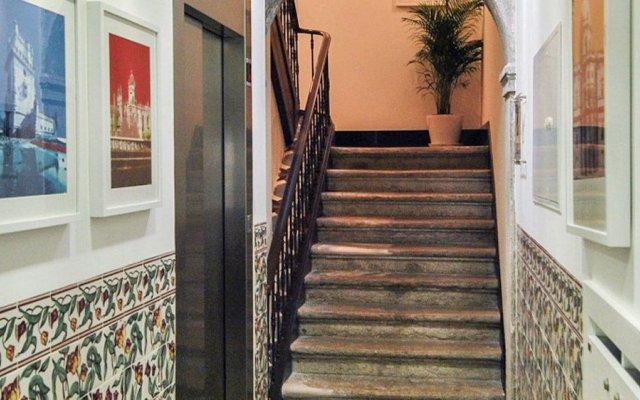 Отель São Bento Best Apartments Португалия, Лиссабон - отзывы, цены и фото номеров - забронировать отель São Bento Best Apartments онлайн вид на фасад