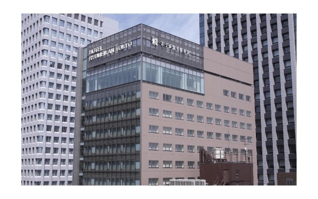 Hotel Ryumeikan Tokyo вид на фасад