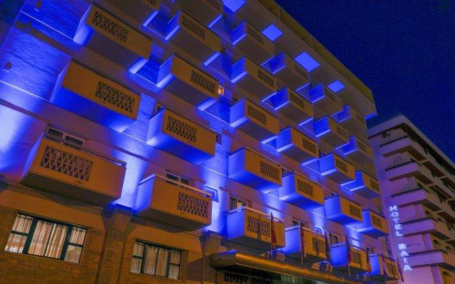 Hotel Baia De Monte Gordo вид на фасад