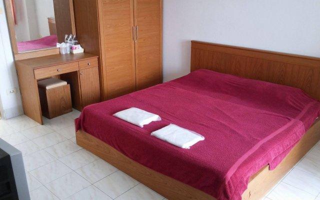 Отель Thanaplace Jaran 34 Таиланд, Бангкок - отзывы, цены и фото номеров - забронировать отель Thanaplace Jaran 34 онлайн комната для гостей