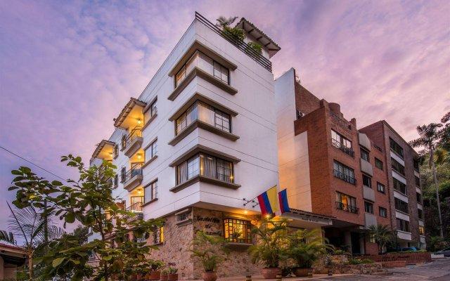 Отель Travelers Suites Juanambú Колумбия, Кали - отзывы, цены и фото номеров - забронировать отель Travelers Suites Juanambú онлайн вид на фасад