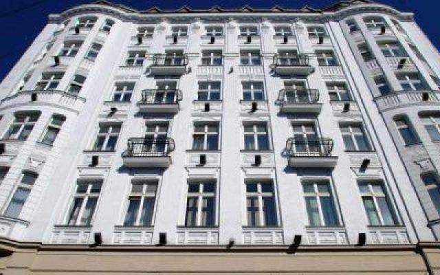 Hotel Savoy вид на фасад