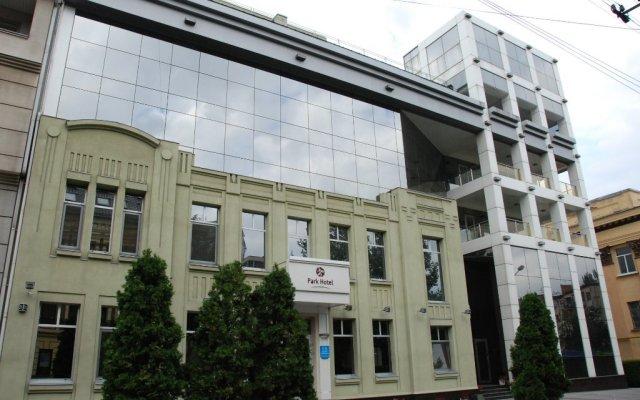 Гостиница Парк Отель Украина, Днепр - отзывы, цены и фото номеров - забронировать гостиницу Парк Отель онлайн вид на фасад
