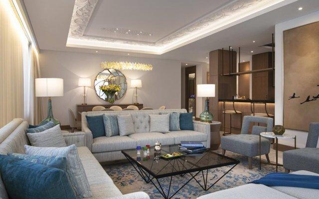 Al Jaddaf Rotana Suite Hotel 1