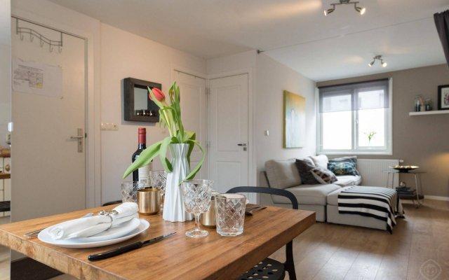 Отель Nieuwezijds Apartments Нидерланды, Амстердам - отзывы, цены и фото номеров - забронировать отель Nieuwezijds Apartments онлайн комната для гостей