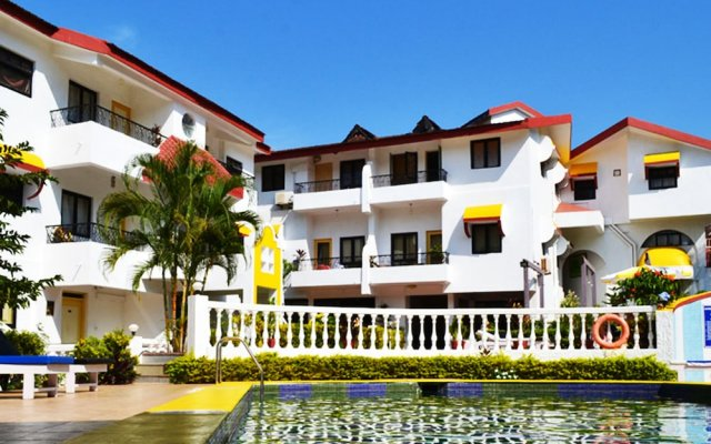 Отель Alegria - The Goan Village вид на фасад