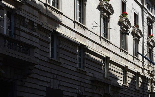 Palazzo Segreti Hotel вид на фасад