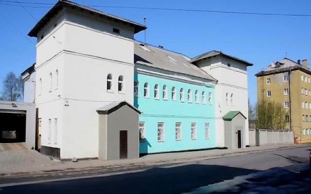 Отель Фьорд Мурманск вид на фасад